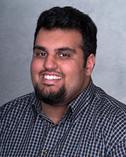 TestMasters Instructor Omar Qureshi
